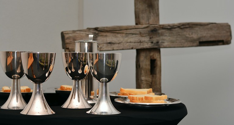 Eucharistie table