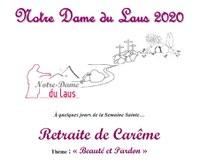 Inscription Pèlerinage Notre Dame du Laus 2010